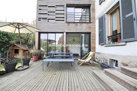 maison architecte fontenay sous bois maison moderne