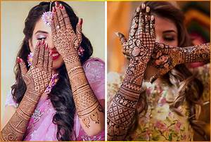 Best Bridal Mehndi Designs 2020 - Latest Dulhan Mehandi ...