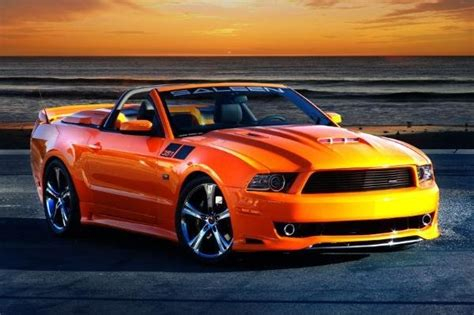 2014 Saleen 351 Mustang Review