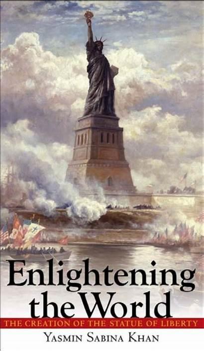Liberty Statue Enlightening Shining Creation Says Sabina