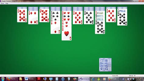 two suit spider solitaire tip 1 how to win 4 suit spider solitaire