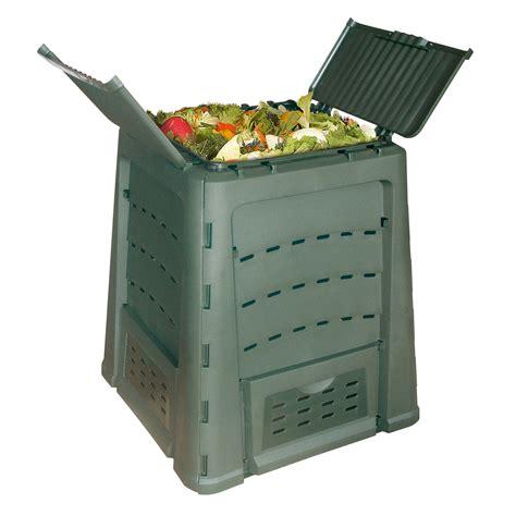 kitchen compost bin exaco thermoquick 88 gallon wibo recycled plastic compost