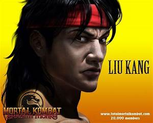 Liu Kang Wallpapers - Wallpaper Cave