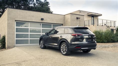 2018 Mazda Cx8 Looks Painfully Predictable In Leaked