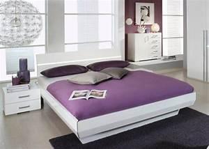 Komplettes Schlafzimmer Kaufen : tassilo komplettes schlafzimmer i wei hochglanz ~ Watch28wear.com Haus und Dekorationen