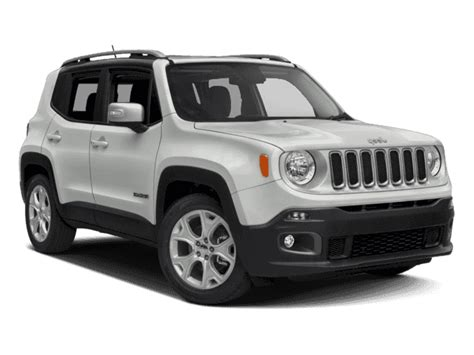 new jeep renegade 2017 new 2017 jeep renegade limited 4x4 my sky sunroof sport