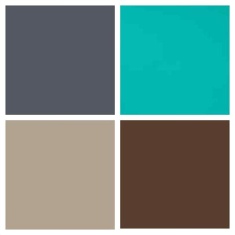 what color goes with gray breakpr