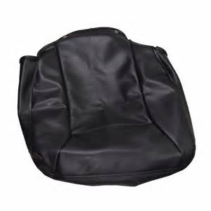 black vinyl seat base cover for the jazzy select elite