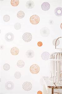 Babyzimmer Tapete Mädchen : caselio 39 pretty lili 39 tapete 39 kugeln 39 rosa lime hellgrau bei fantasyroom online kaufen ~ Frokenaadalensverden.com Haus und Dekorationen