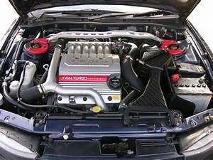 Mitsubishi 6a1 Engine