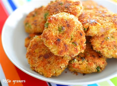veggie patty mini vegetable and cheddar patties little grazers delicious food for little hands