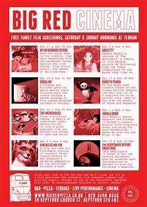 Big Red Cinema | NEW CROSS NEWS