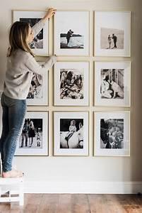 Acheter Cadre Photo : 1001 conseils et id es pour arranger un mur de cadres ~ Teatrodelosmanantiales.com Idées de Décoration