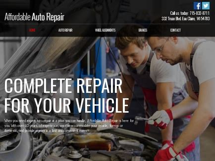 Affordable Auto Repair  Auto  Eau Claire, Wi. How To Buy A Car Without A Cosigner. Interferon Cancer Treatment St Louis College. Public Storage Bedford Tx New York Hotel Room. Medical Malpratice Lawyers Local Ad Agencies. Colleges In Southern Georgia. Teak Furniture Atlanta Chiropractors Boise Id. The Art Institute Admissions Requirements. Maaco Collision Repair Reviews