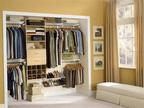 reach  closet layout ideas home design ideas