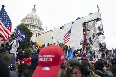 New Hampshire man charged in Capitol riot; Vermont ...