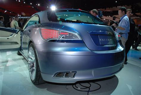 Chrysler Nassau Concept Photo Gallery Autoblog