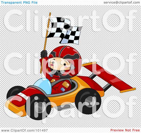 Race Car Driver Clip Art Free