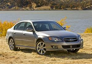 2008 Subaru Legacy News And Information