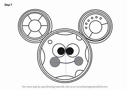 Toodles Mickey Clubhouse Mouse Coloring Pages Draw