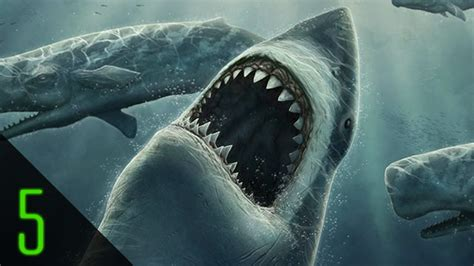 giant monsters hidden   sea youtube
