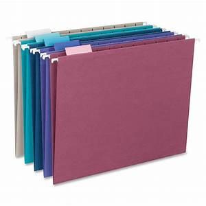 Smead Designer Colored Hanging File Folder - LD Products  File