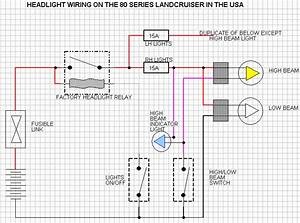 Rover 75 Headlight Wiring Diagram