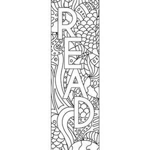 demco color craze coloring bookmarks