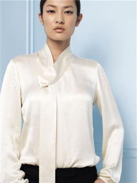 silk white blouse silk white blouse clothes