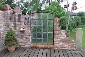 Gartenzaun Ideen Gestaltung : inspirationen f r ruinenmauern im garten karin urban ~ Lizthompson.info Haus und Dekorationen