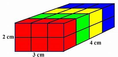 Volume Cube Cubes 3d Shape Many Maths
