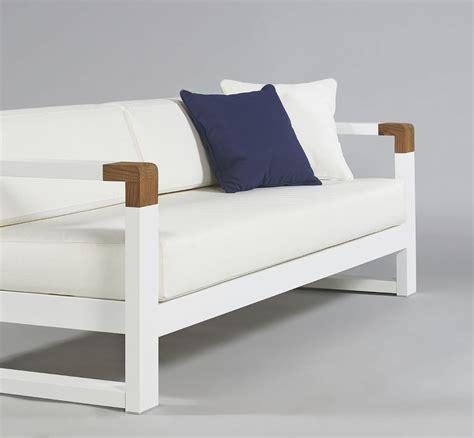 sofa exterior para terraza cojin exterior asiento para sof 225 de jard 237 n tela acrilica a