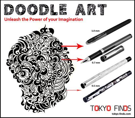 doodle art pens