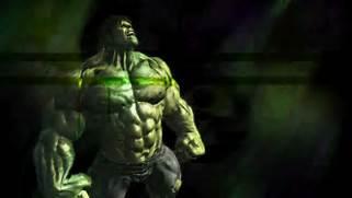 The Incredible Hulk Hd...