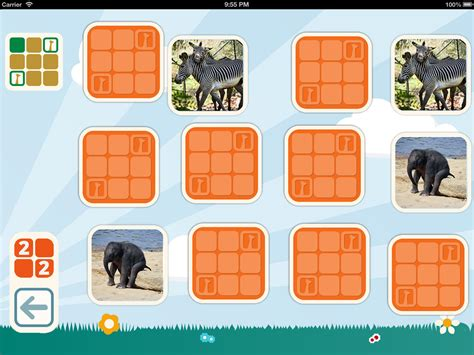 zoo matching game animals android version google play