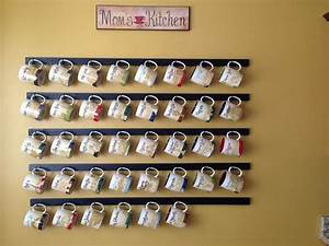 A, Way, To, Display, My, Starbucks, Mugs, I, U0026, 39, Ve, Collected, While, Traveling