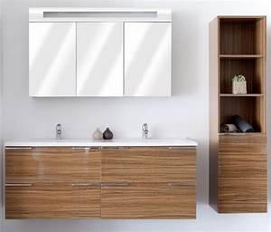 Colonne Salle De Bain Avec Miroir : colonne salle de bain pensez exploiter l 39 espace vertical ~ Teatrodelosmanantiales.com Idées de Décoration