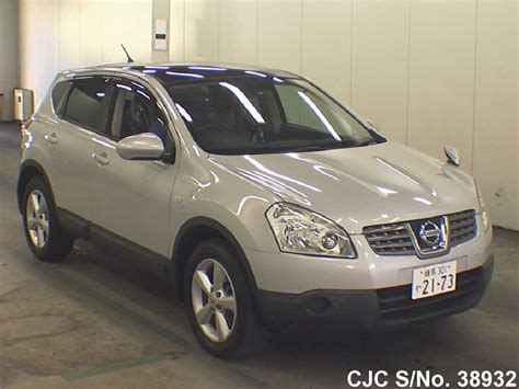 nissan dualis 2008 2008 nissan dualis silver for sale stock no 38932
