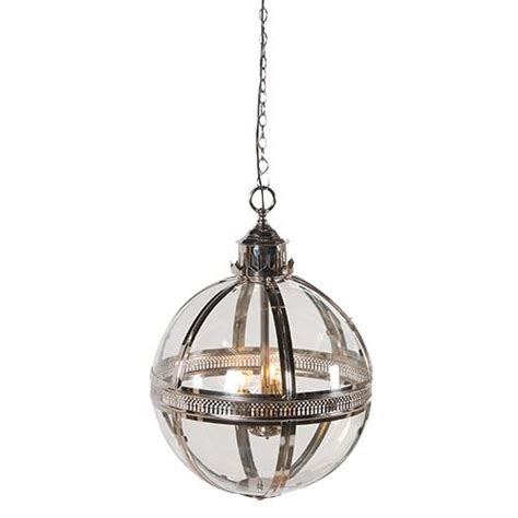 the vienna glass orb ceiling light shropshire design
