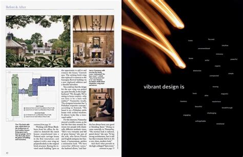 Vibrant Design Is Architectural Digest February 2006