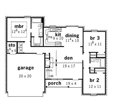 split level ranch floor plans open split level ranch 9161 3 bedrooms and 2 5 baths