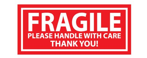 buy  fragile  handle  care decal  signs