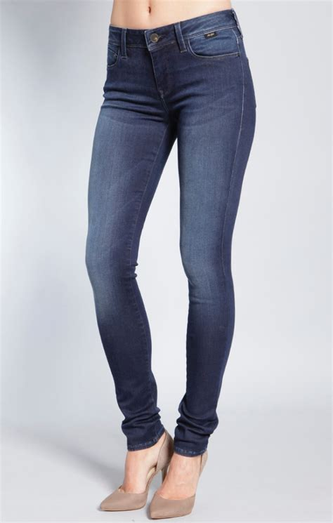 mavi gold alexa skinny jeans