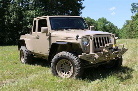 the jeep wrangler commando from hendrick dynamics is ready for war and peace jk forum