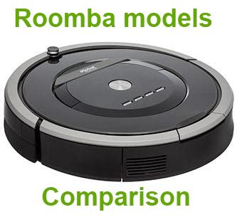 Comparison Irobot Roomba 900 And 800 Series 860 Vs 870 Vs