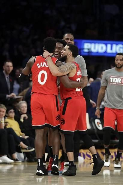 Davis Terence Raptors Basketball Anthony Jrue Nba
