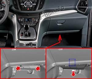 Fuse Box Diagram Ford C