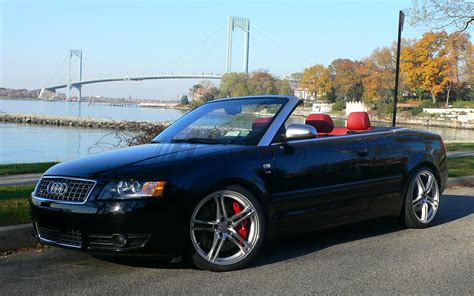 Audi S4 Cabriolet Technical Details History Photos On