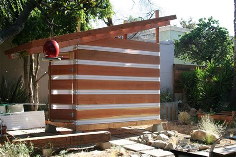 Modern Sheds Add Extra Living Space & Storage  Install It