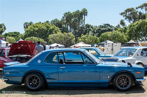 Japanese Classic Car Show 2015